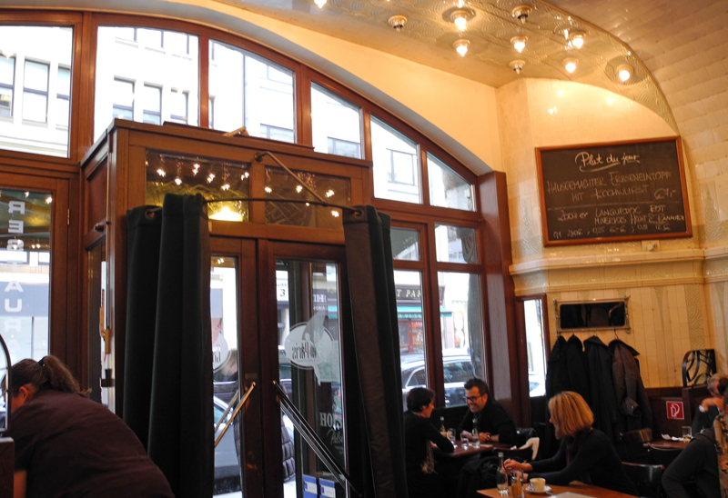 Café Paris - Hamburg // © Sarah Geßner