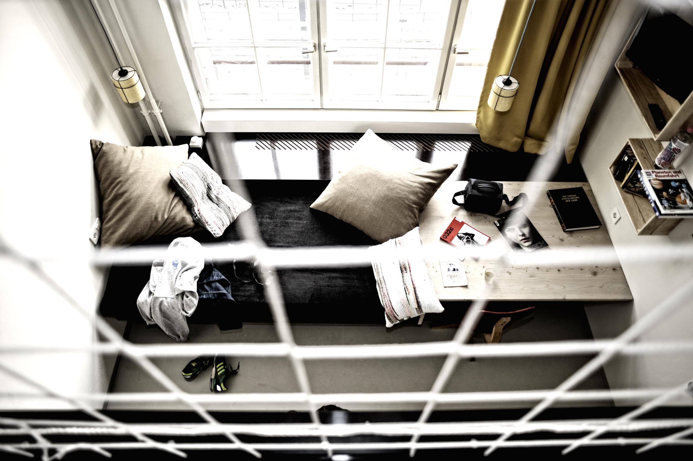 Michelberger Hotel - Berlin // © Michelberger Hotel