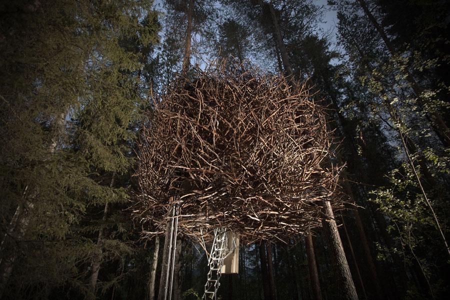 Treehotel - Harads // © Peter Lundstrom, WDO – www.treehotel.se