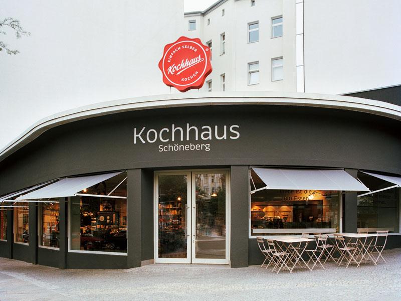 Kochhaus - Berlin // © Kochhaus