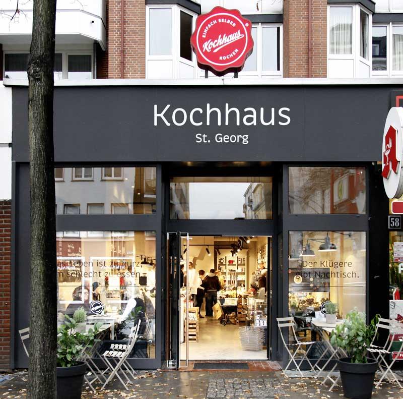 Kochhaus - Hamburg // © Kochhaus
