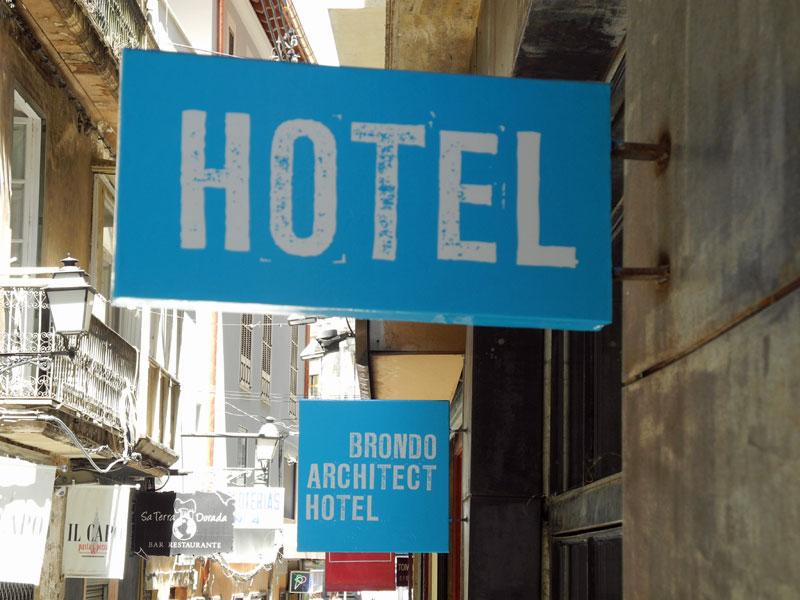 Brondo Architect Hotel - Palma // © Tim Elsdörfer