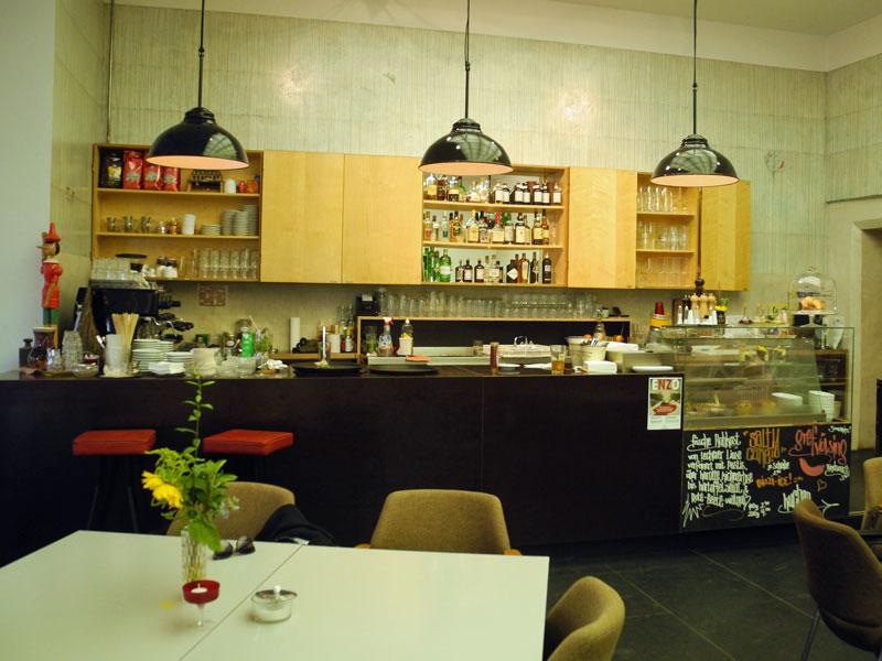 Cafébar im Kunstverein - Frankfurt