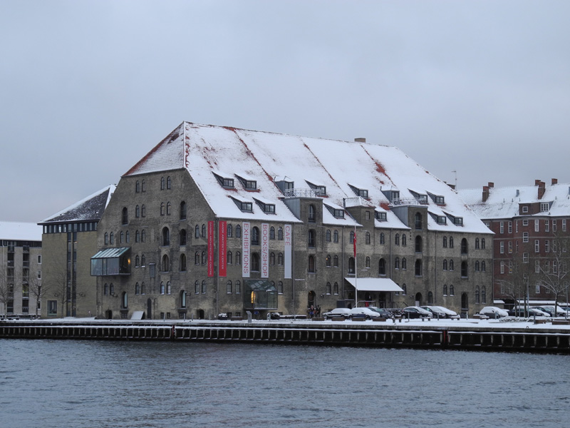 Unterwegs in Kopenhagen // © Sarah Geßner