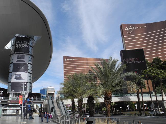 Fashion Show Mall, Wynn & Encore - Las Vegas // © Sarah Geßner