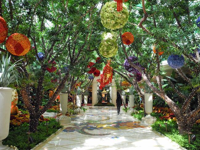 Im Wynn Hotel - Las Vegas // © Sarah Geßner