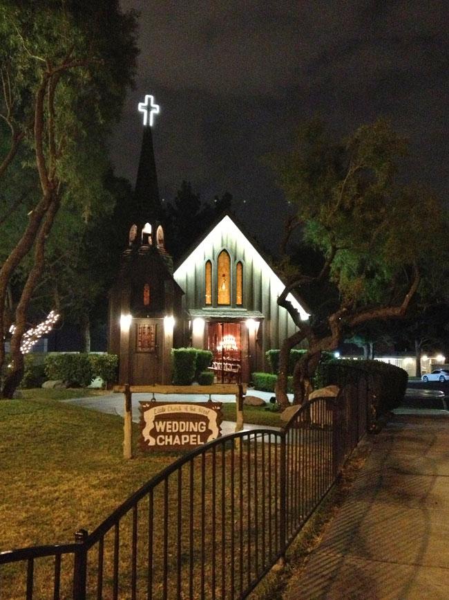 Little Church of the West - Las Vegas // © Sarah Geßner