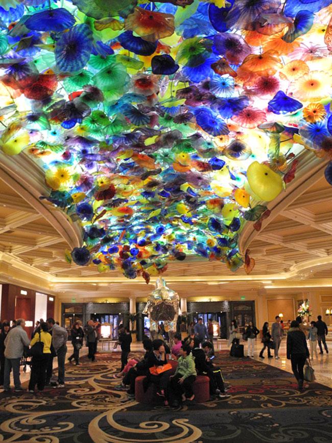 Fiori di Como im Bellagio Hotel - Las Vegas // © Sarah Geßner
