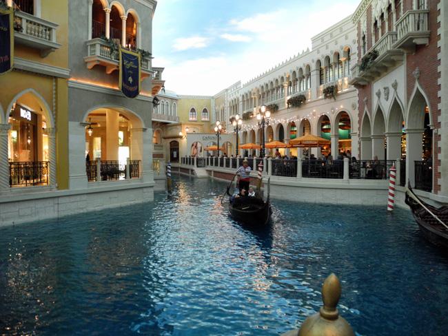 The Venetian - Las Vegas // © Sarah Gßner