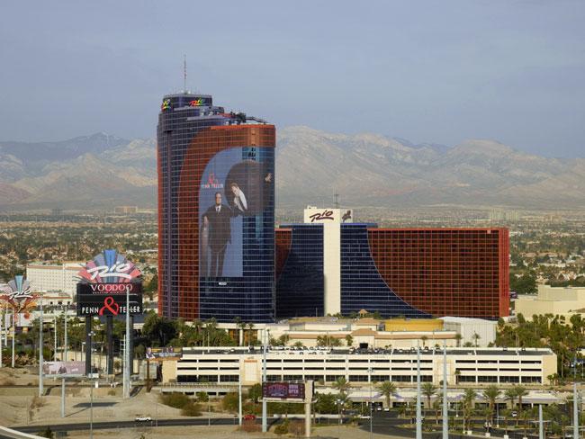 Rio Hotel & Casino - Las Vegas // © Sarah Geßner