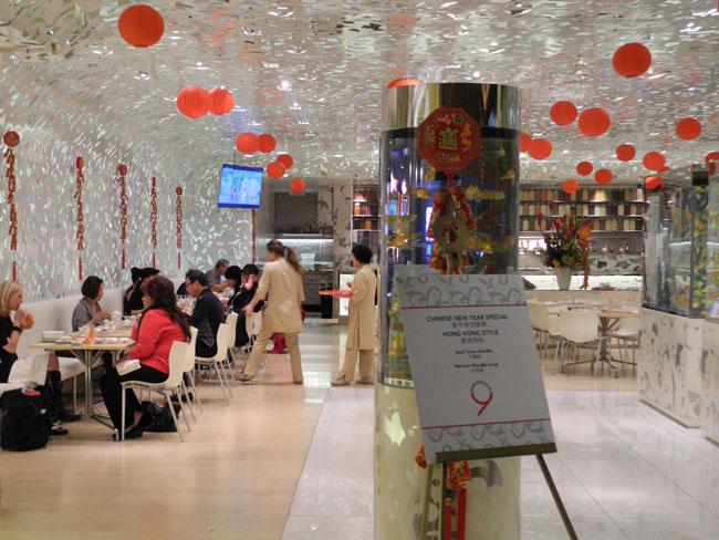 Beijing Noodle No. 9 - Las Vegas // © Sarah Geßner