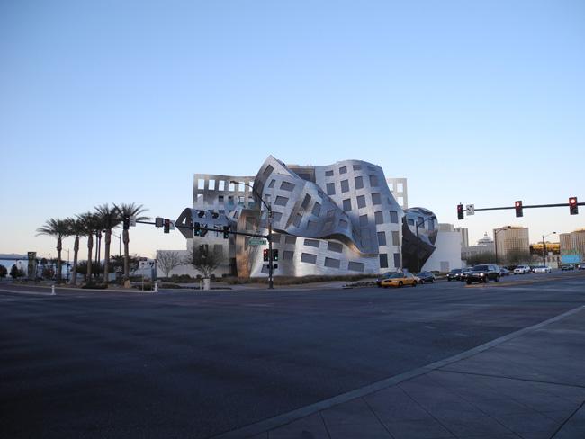 Lou Ruvo Center for Brain Health - Las Vegas // © Sarah Geßner