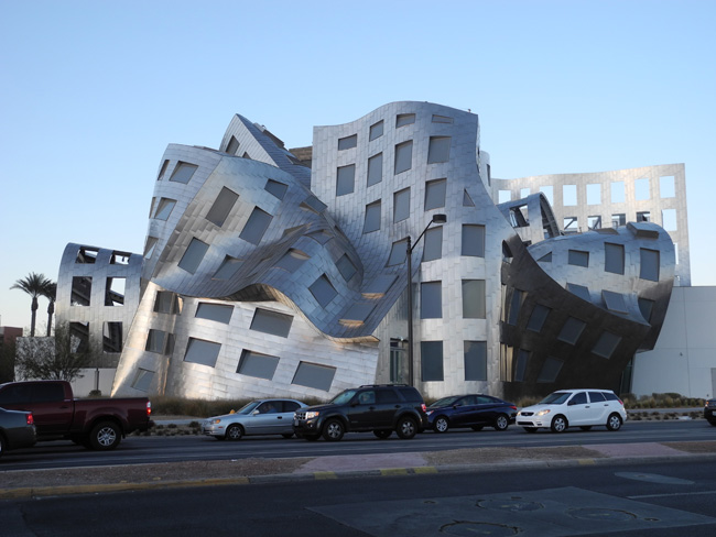Lou Ruvo Center for Brain Health - Las Vegas // © Sarah Geßner