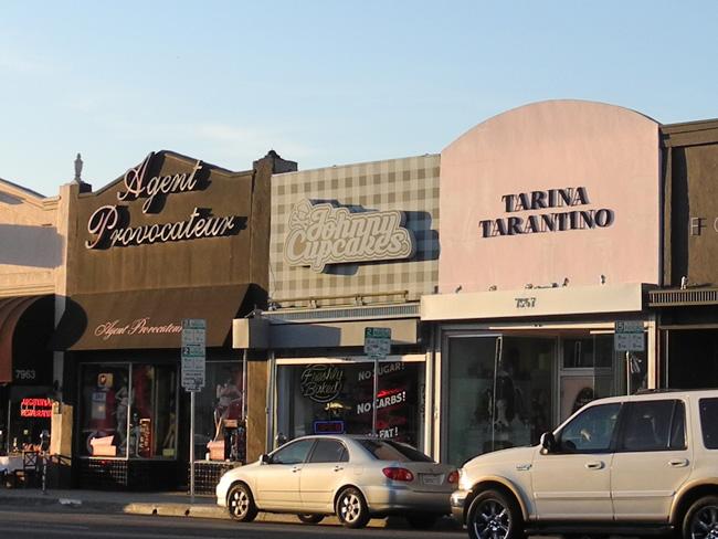 Johnny Cupcakes - Los Angeles // © Sarah Geßner