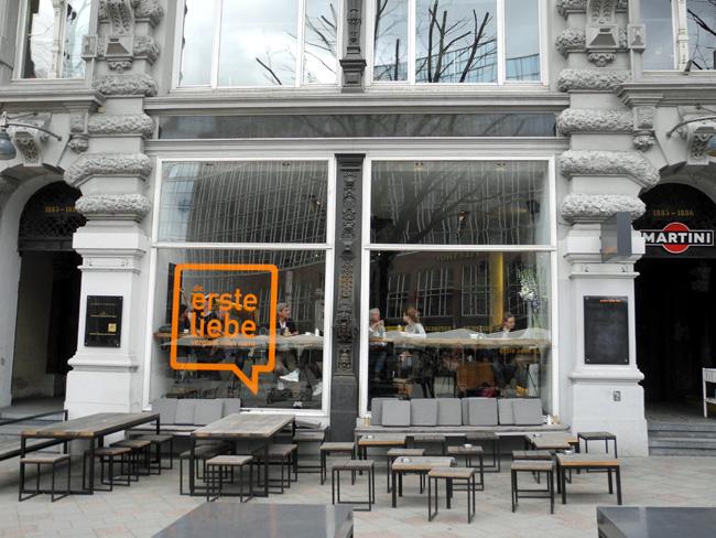 Erste Liebe Bar - Hamburg // © Sarah Geßner