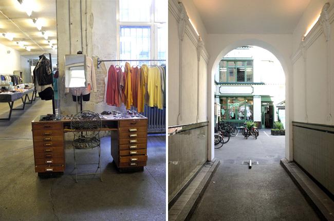 Voo Store - Berlin // © Sarah Geßner