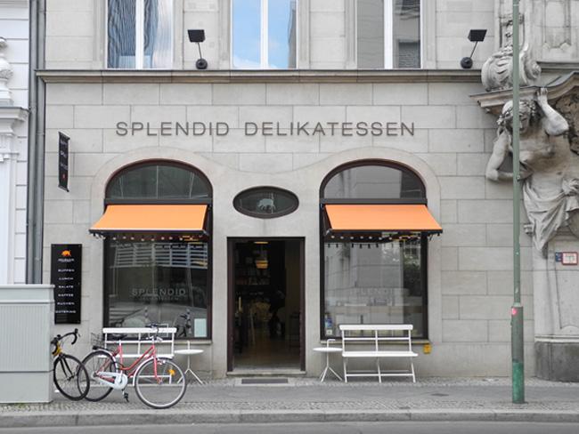 Splendid Delikatessen - Berlin // © Sarah Geßner