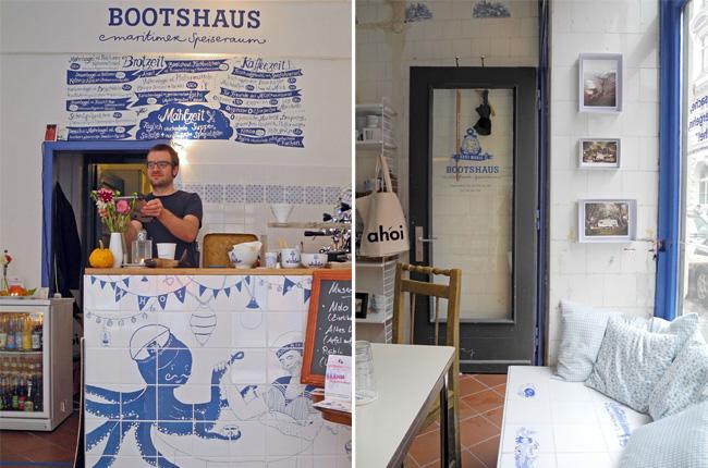 Ahoi Marie Bootshaus - Hamburg // © Sarah Geßner
