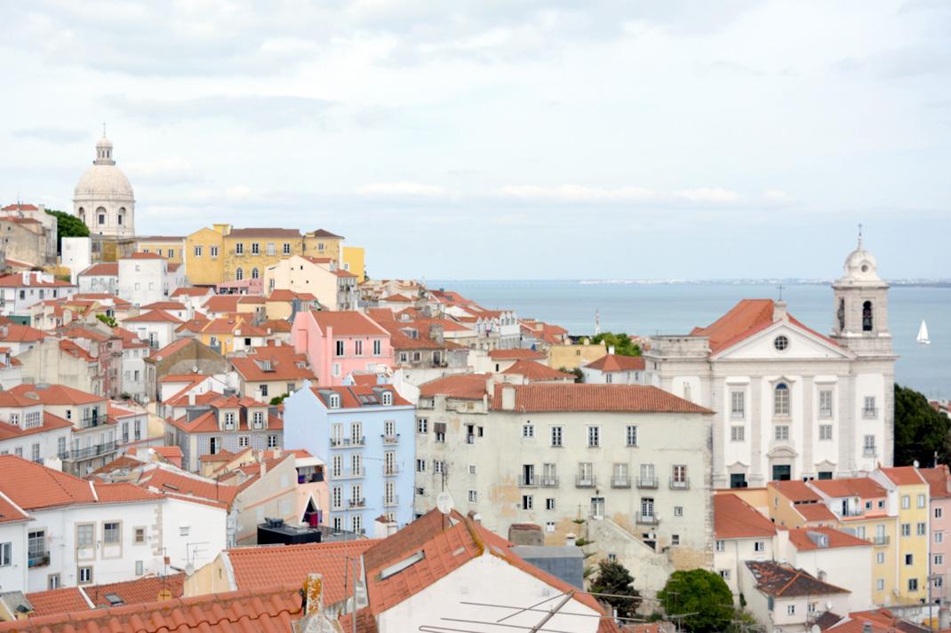 48 Stunden in Lissabon // © Sarah Gessner