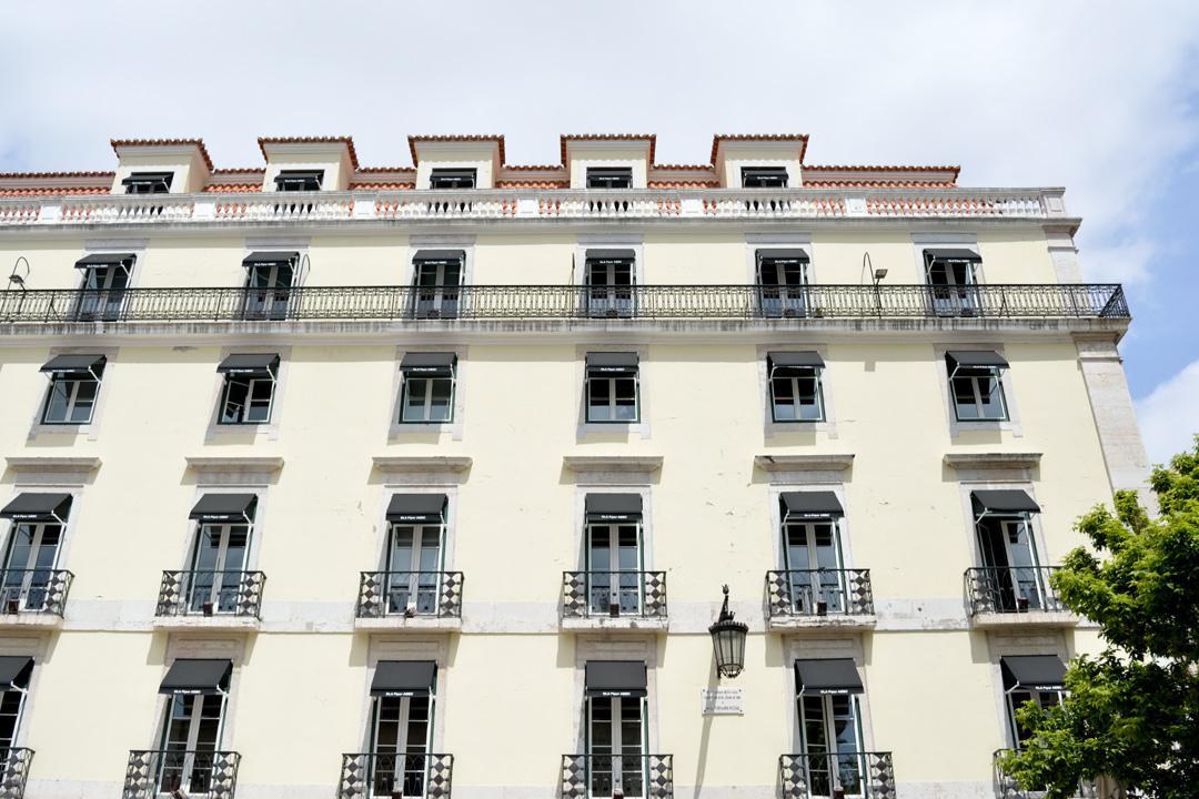 Lissabon // © Sarah Gessner