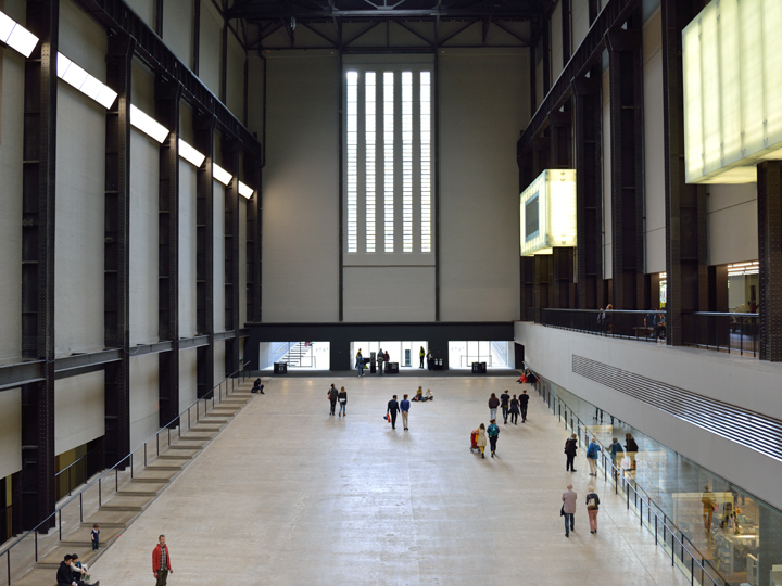 Tate Modern - 48 Stunden in London // © Sarah Gessner